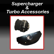 Supercharger and Turbocharger Accessories