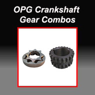 OPG Crankshaft Gear Combos