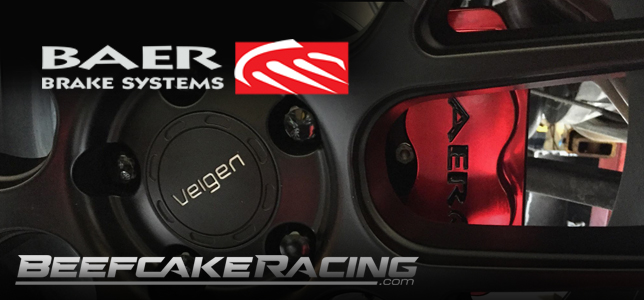 Baer Brakes at Beefcake Racing