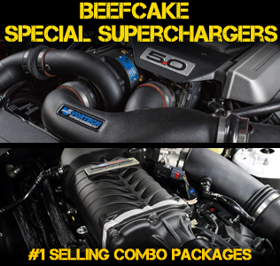 Beefcake Special Supercharger Kits