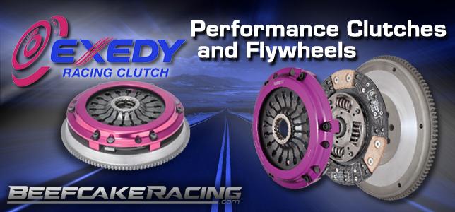 Exedy Racing Clutch and Flywheel Kits at Beefcake Racing