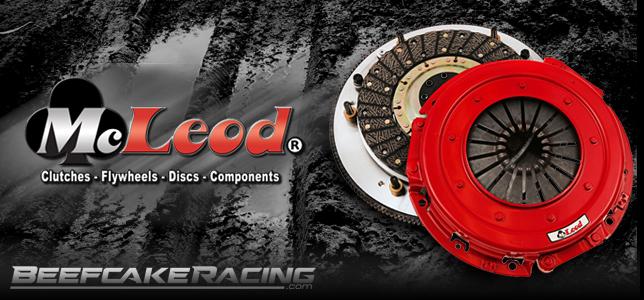McLeod Racing Clutch Kits and Flywheels at Beefcake Racing