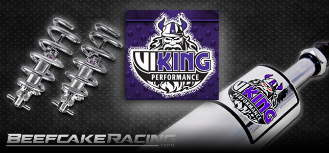 Viking Performance Adjustable Shocks Coilovers at Beefcake Racing