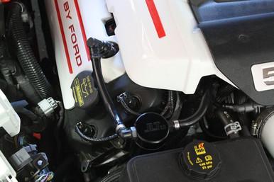 JLT 3018D-B Driver Side 3.0 Oil Separator For 1999-2004 Ford Mustang Cobra