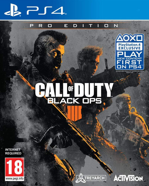 Call Of Duty: Black Ops 4 Day Pro Edition PS4