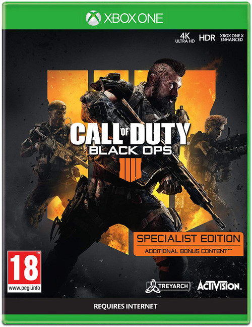 Call Of Duty: Black Ops 4 Day Pro Edition Xbox One
