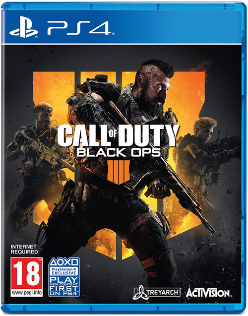 Call Of Duty: Black Ops 4 PS4  - Day One