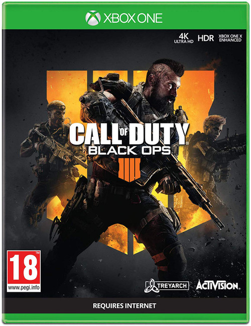 Call Of Duty: Black Ops 4 Day One Edition Xbox One