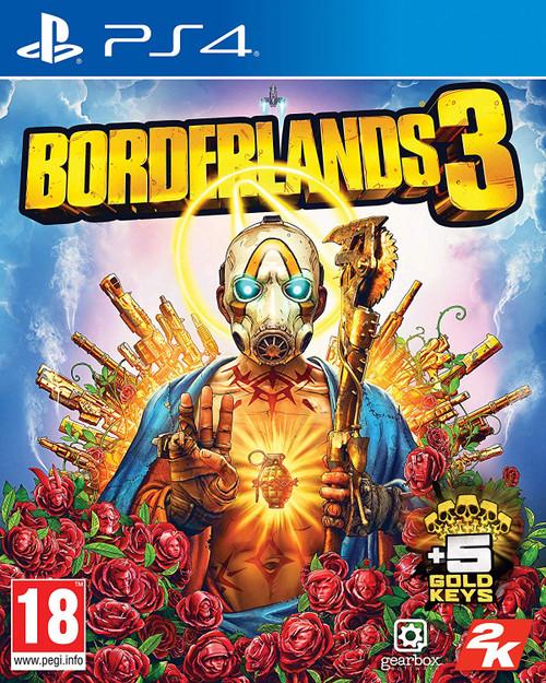 Borderlands 3 PS4 Video Game