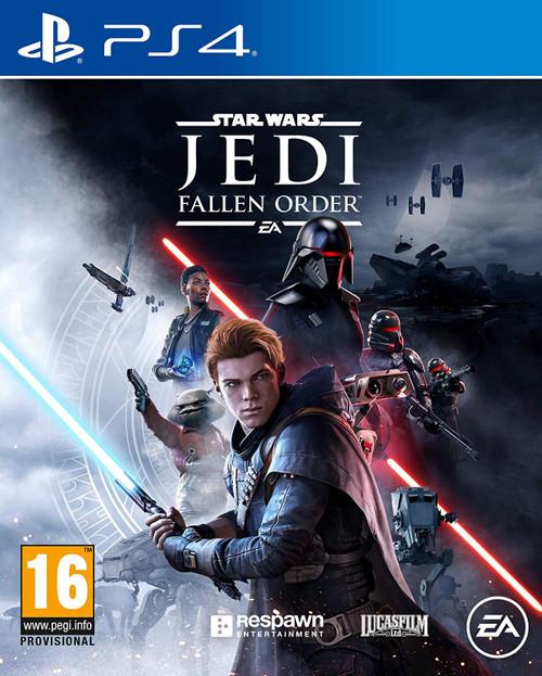 Star Wars Jedi Fallen Order PS4 Video Game By GameShark.ME