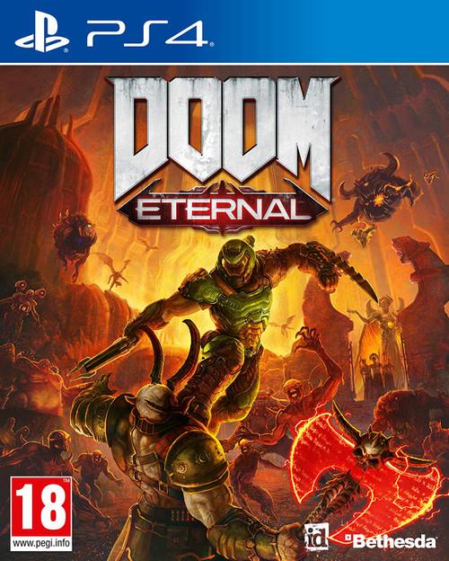 DOOM Eternal Standard Edition PS4 Video Game