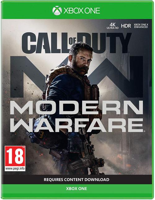 Call of Duty: Modern Warefare Xbox One