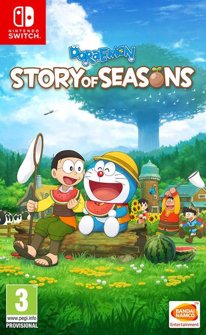Doraemon Story of Seasons Nintendo Switch