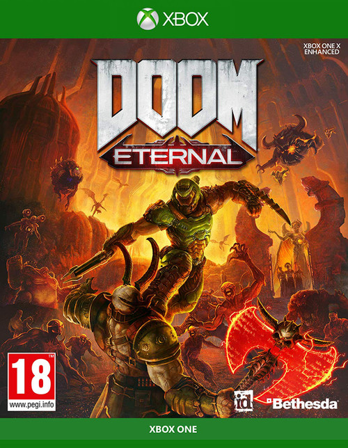 DOOM Eternal Standard Edition Xbox One