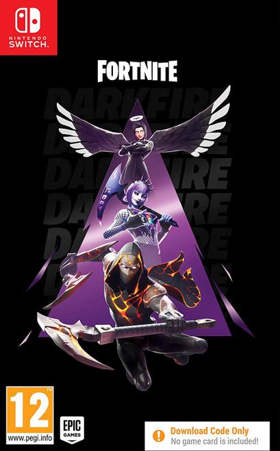 Fortnite: Battle Royale - Darkfire Bundle PS4