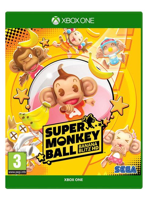 Super Monkey Ball Banana Blitz HD  Xbox One