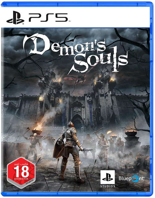 Demon's Souls Video Game Play Station 5 (PS5) By Sony - UAE NMC Version