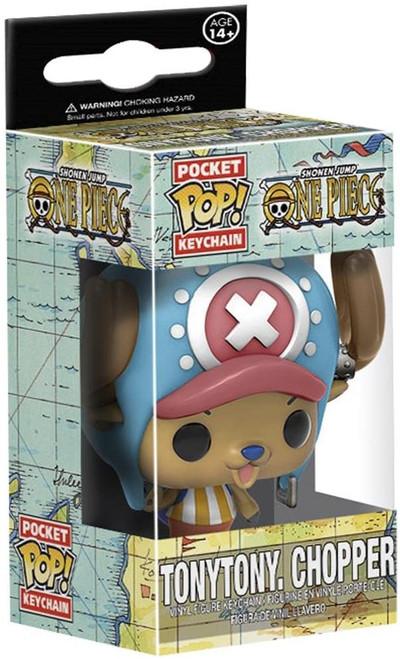 """""""Pocket POP! Keychain: One Piece: Tony Tony Chopper"""""""
