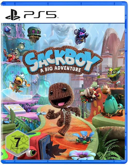 Sackboy: A Big Adventure (PS5) - UAE NMC Version