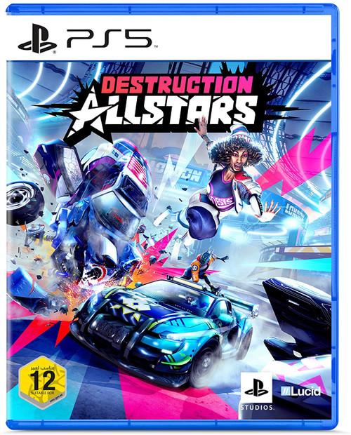 Destruction AllStars Video Game Play Station 5  (PS5)