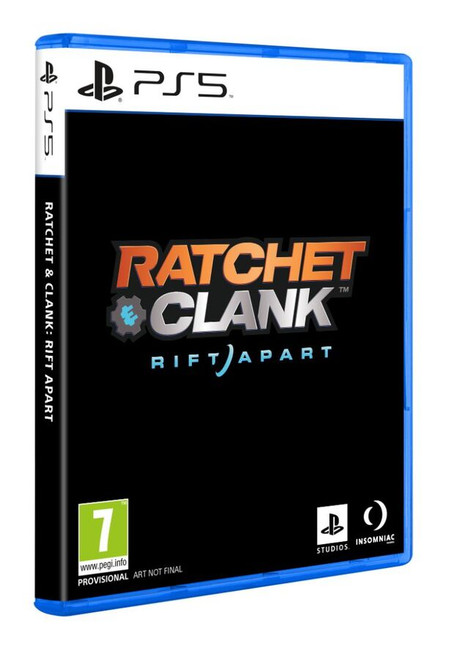 Ratchet & Clank: Rift Apart Video Game Play Station 5 (PS5) By Sony