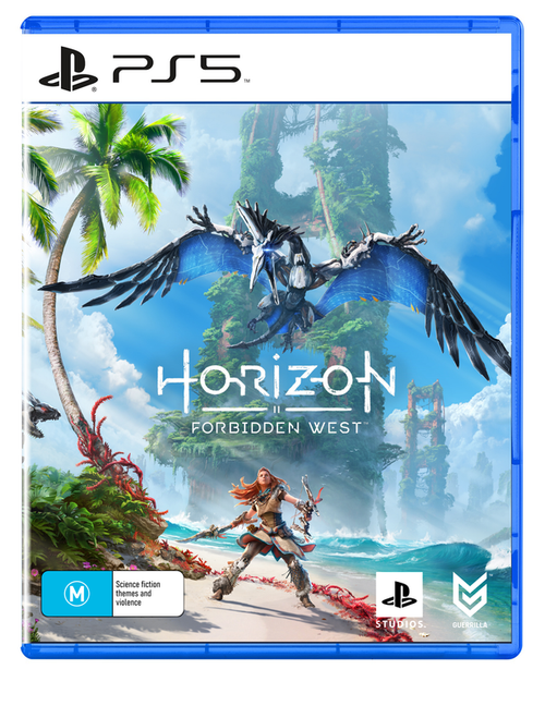 Horizon Forbidden West Video Game Playstation 5 (PS5) By Sony