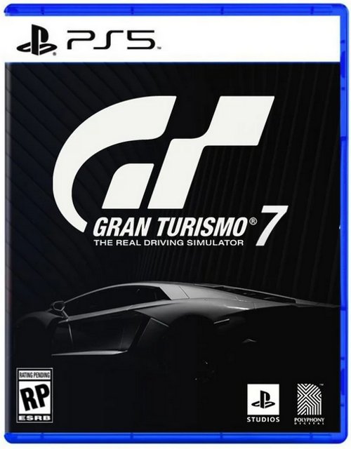 Gran Turismo 7 Video Game Playstation 5 (PS5) By Sony
