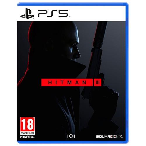 Hitman 3 Video Game Playstation 5 (PS5)