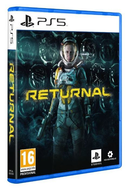 Returnal Video Game Playstation 5 (PS5) By Sony