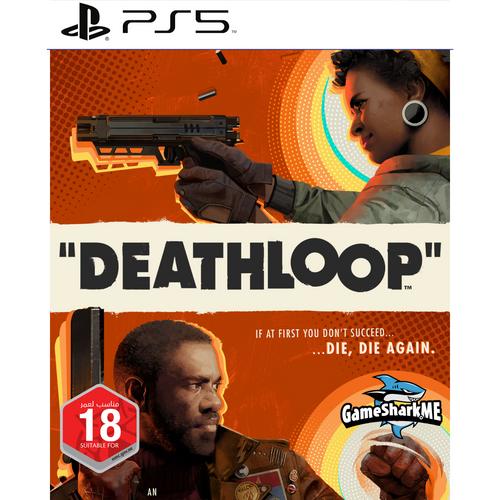 DEATHLOOP Video Game Playstation 5 (PS5)