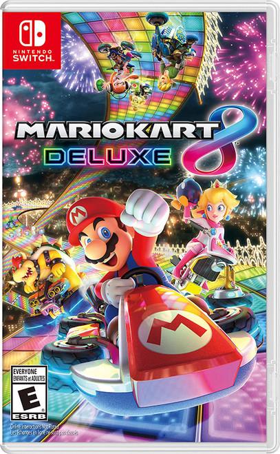 Mario Kart 8 Deluxe (Nintendo Switch) - UAE Version