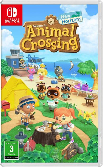 Animal Crossing New Horizon (Nintendo Switch) - UAE Version
