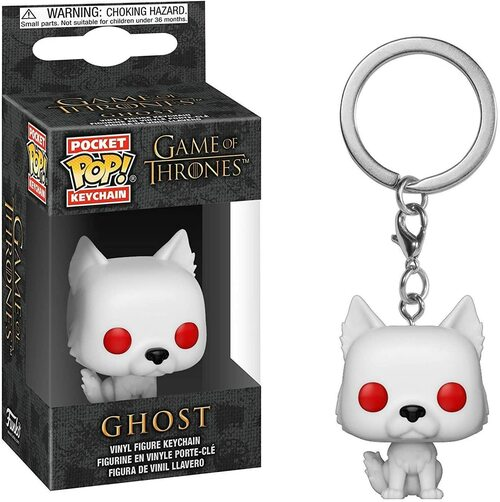 POP Keychain: GOT- S9 - Ghost