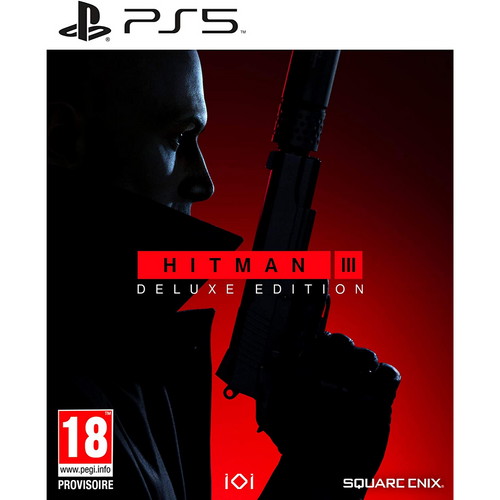 Hitman 3 Delux Edition PS5 Video Game