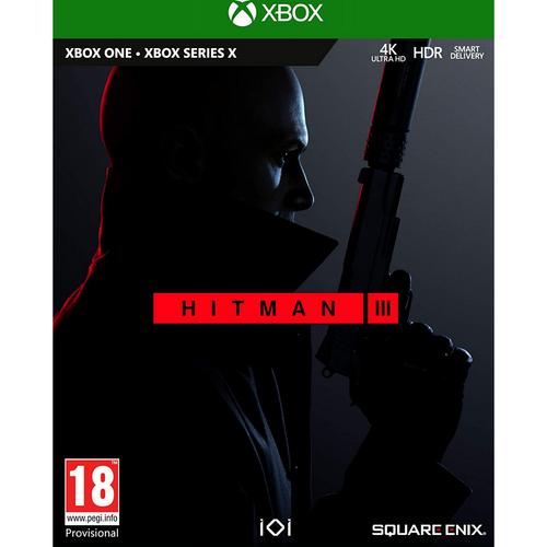 Hitman 3 Xbox One Video Game