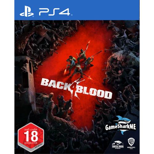 Back 4 Blood: Standard Edition PS4