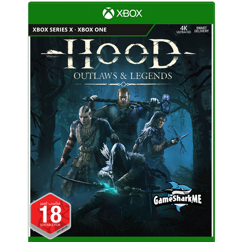 Hood Outlaws and Legends XBOX Video Game