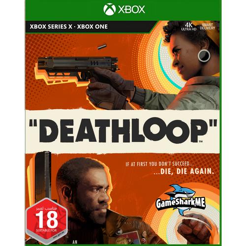 DEATHLOOP Video Game XBOX