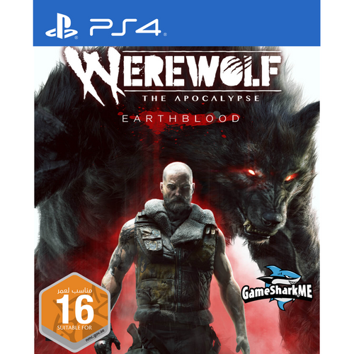 Werewolf: The Apocalypse - Earthblood PS4 Video Game
