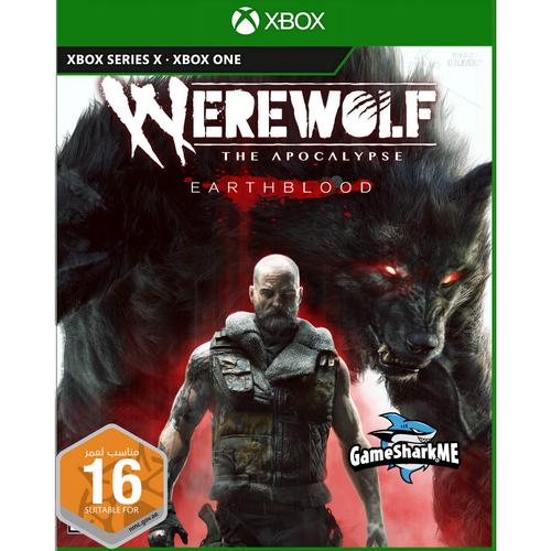 Werewolf: The Apocalypse - Earthblood XBOX Video Game