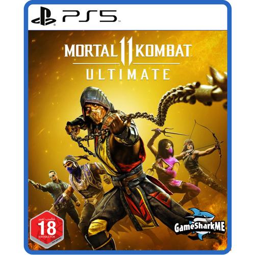 Mortal Kombat 11 Ultimate Edition PS5 Video