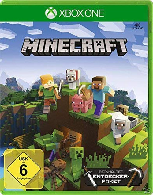 Minecraft: Xbox One Edition - Explorers Pack Xbox One