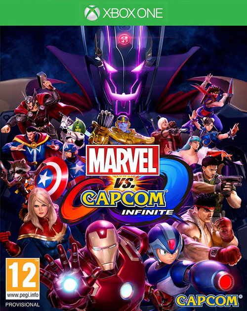 Marvel vs. Capcom: Infinite Xbox One Video Game