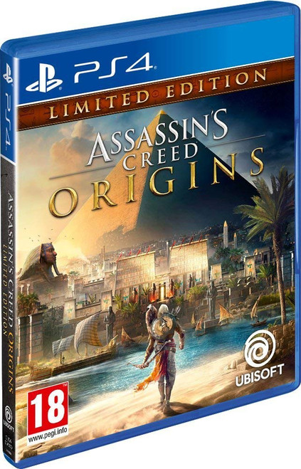 Assassins Creed Origins Limited Edition PS4