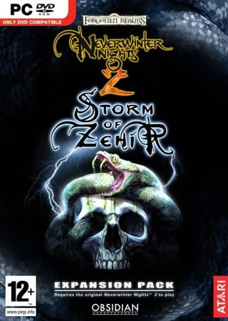 Neverwinter Nights 2: Storm of Zehir - Expansion (PC)