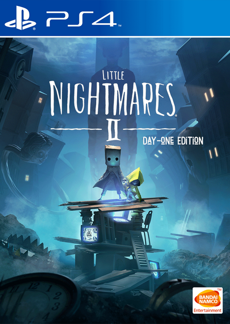 Little Nightmares 2 Day One Edition  PS4