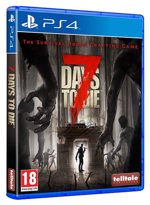 7days to Die PS4 Video Game