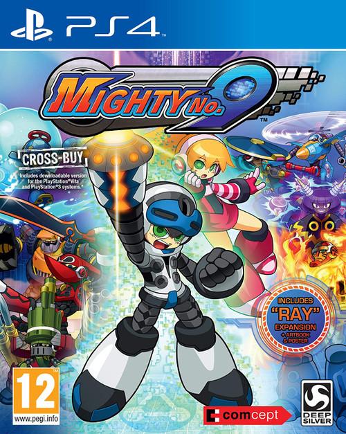 Mighty No 9 PS4