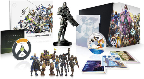 Overwatch Collector's Edition PS4