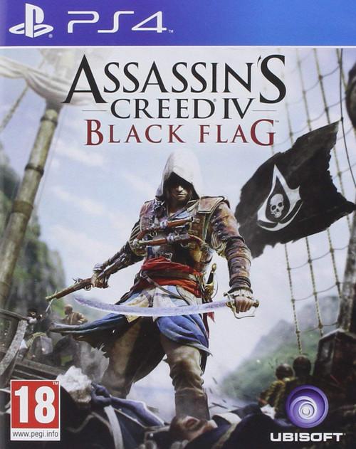 Assassins Creed IV: Black Flag PS4